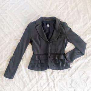 💼Charcoal Suit Jacket